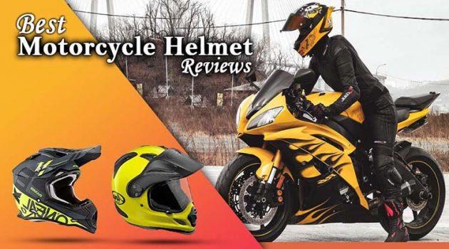 Best Motorcycle Helmet Reviews