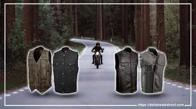 Best Motorcycle Vests Reviews