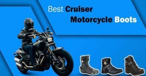 Best Cruiser Motorcycle Boots  [ 2022 | 2021] DeltaHeatedVest