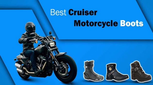 Best Cruiser Motorcycle Boots