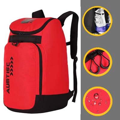 AUMTISC Ski Backpacks Ski Travel Boot Bags