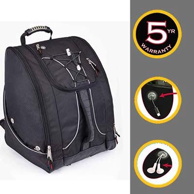 Athalon Everything Ski Boot Bag Snowboard Backpack
