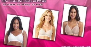 10 Best Cooling Bras For Hot Summer Reviews | DeltaHeatedVest