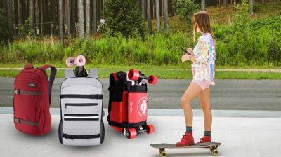 10 Best Skateboard Backpacks Reviews