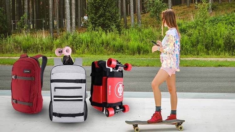 10 Best Skateboard Backpacks Reviews