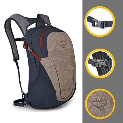 Osprey Daylite Daypack Ski Backpack