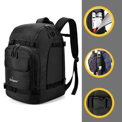 Unigear Ski Boot Bag And Travel & Ski Backpacks
