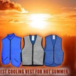 best cooling vests for hot summer