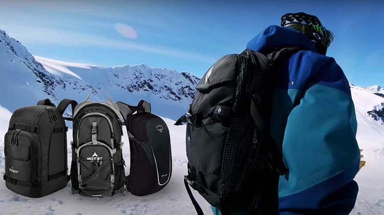10 Best Ski Backpacks Reviews