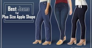 Best Jeans For Plus Size Apple Shape | DeltaHeatedVest