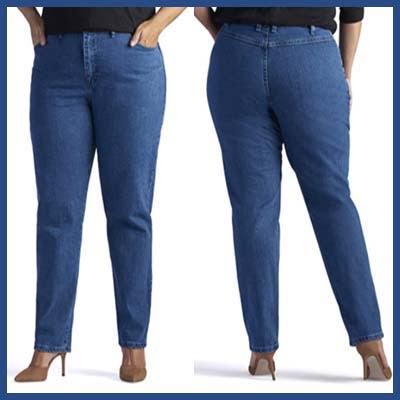 Best Jeans For Plus Size Apple Shape