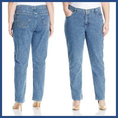 Riders By Lee Indigo Joanna Jeans For Plus Size