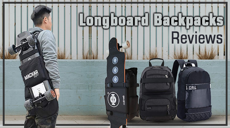 best longboard backpack