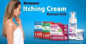 Menopause Itching Cream Maximum Relife