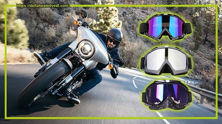 11 Best Motorcycle Goggles Reviews