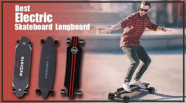 electric-skateboard-longboard