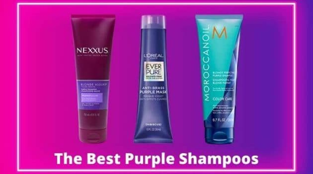 The Best Purple Shampoo For Lighting up and stylish Hair